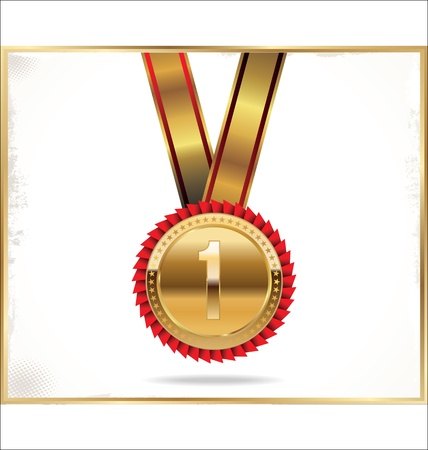 honors: Gold medal