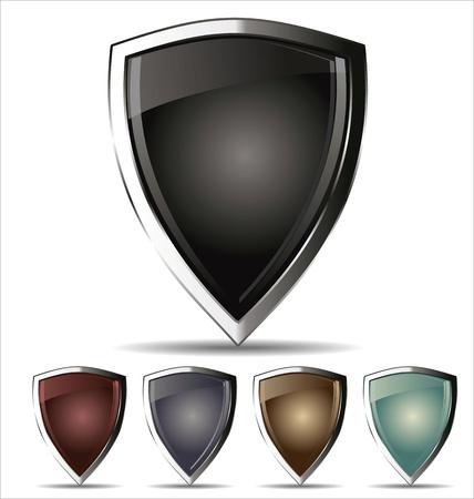 Shield Stock Vector - 22069231
