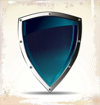 heraldic shield: Shield Illustration