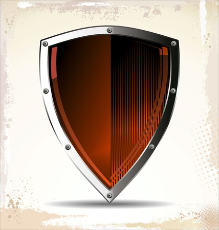 Shield Stock Vector - 22069238