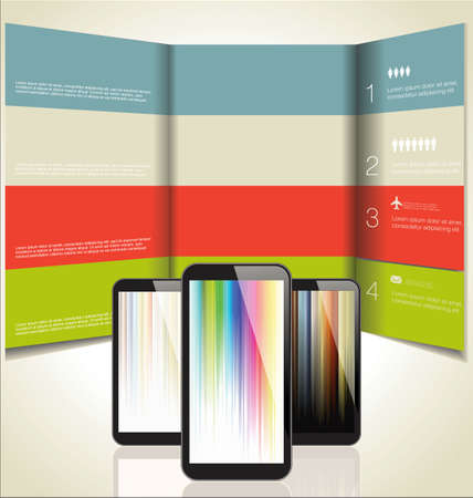 Modern design template Stock Vector - 22123509