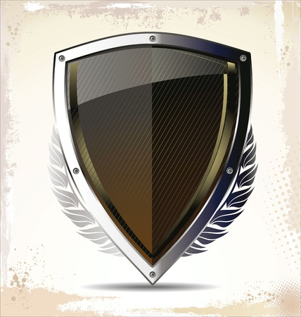 Shield Stock Vector - 22150644