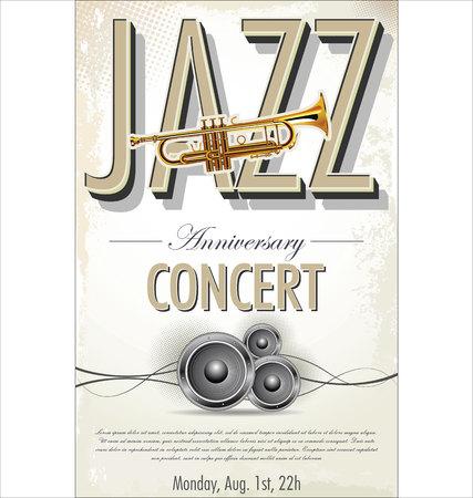 funk: Jazz concert poster