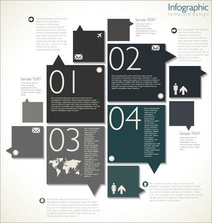 layout: Modern design template