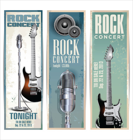 rock concert: Rock concert poster