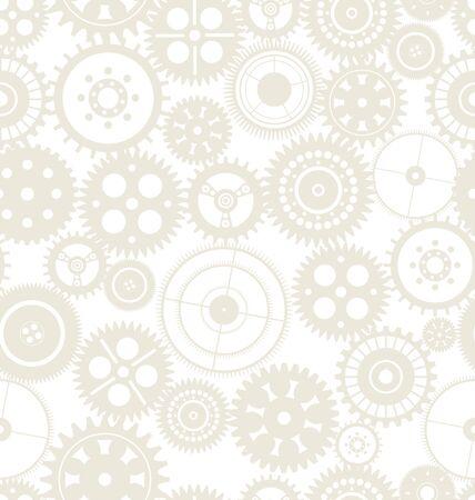 dag: Gear Seamless Background Illustration