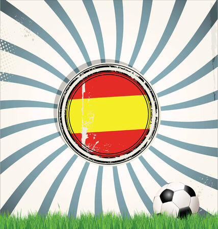 soccer background: Soccer background Illustration