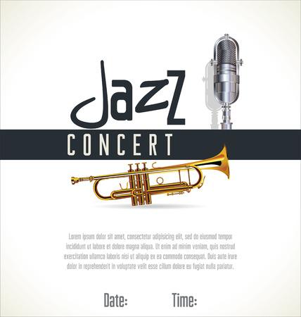 trompette: Musique jazz fond