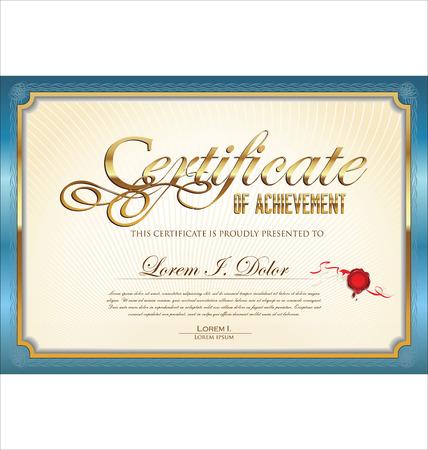 Cute Gift Certificate Template