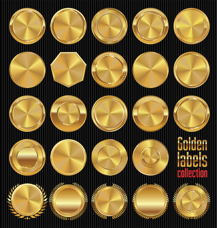黄金のラベル コレクション