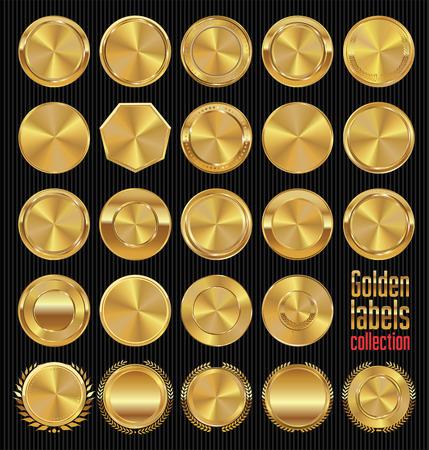 Collecte de golden labels Illustration