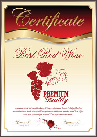 shares: Certificate - Best Wine
