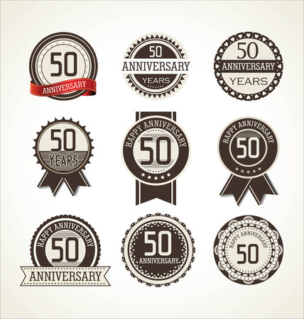50: Anniversary label collection, 50 years