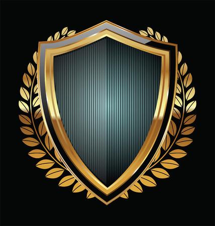 escudo: Escudo de Oro