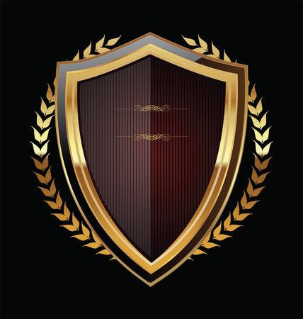 insignia: Escudo de Oro