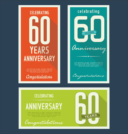 60 years: Anniversary label collection, 60 years