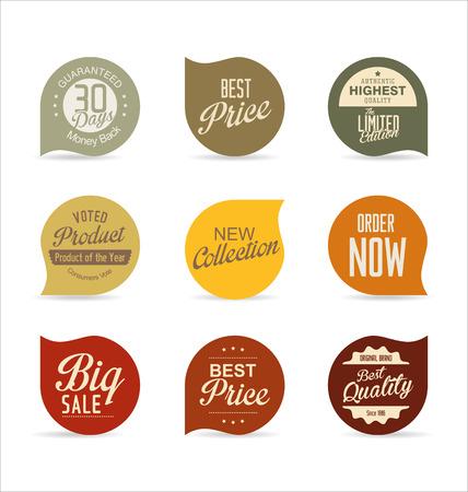 badge: Modern badges