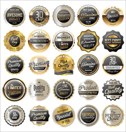 collections: Golden labels collection
