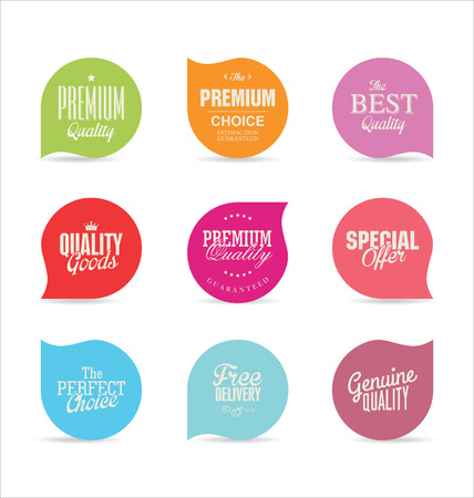 modern sticker