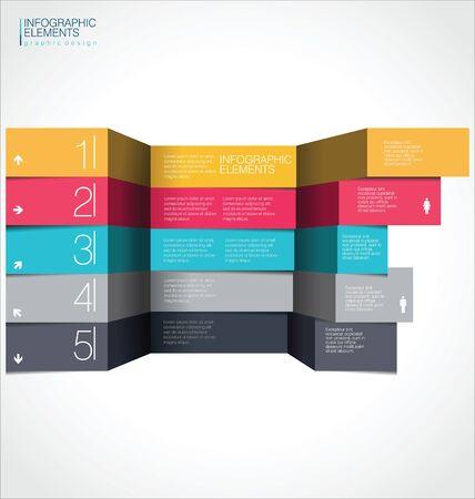 phonographic: Minimal infographics