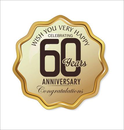 jubilee: Anniversary retro golden label