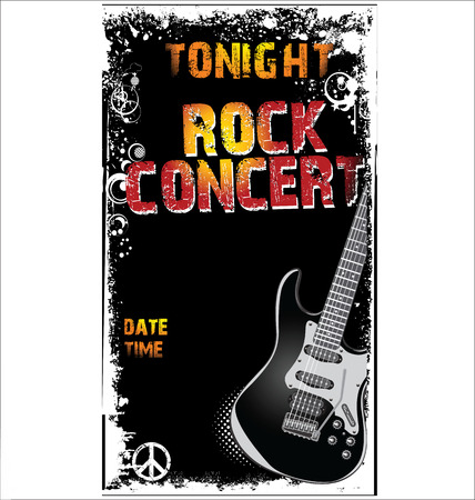 celebrity: Music concert poster