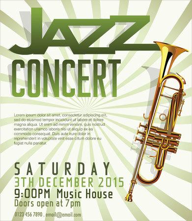 band: Jazz poster