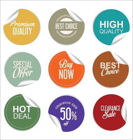 sello: Venta pegatinas y etiquetas de colección