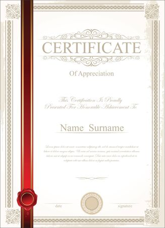 10,603 Degree Certificate Stock Illustrations, Cliparts And Royalty ...