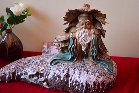 longevity: Handcrafted ceramic of longevity