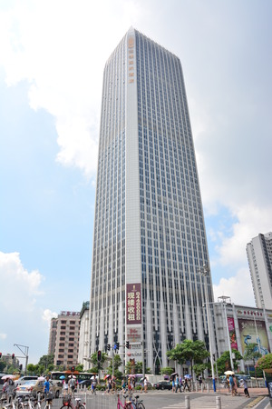 hotel building: Building of Guangzhou Dabiao International Hotel