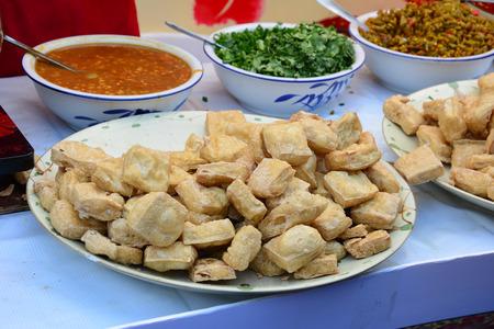 stinky: Stinky tofu