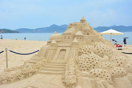 the citadel: Sand cittadella