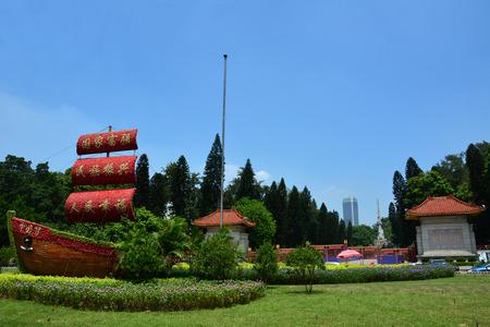uprising: Guangzhou Uprising Martyrss Cemetery