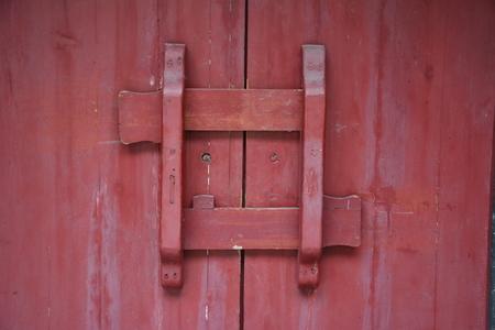 latch: Ancient door latch key