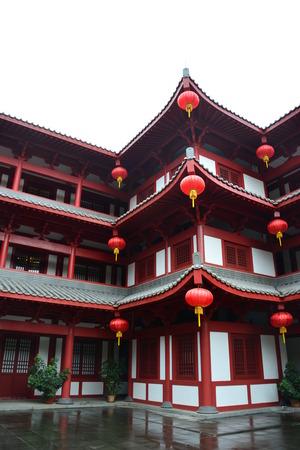 even: Even the Liu Yuxi Memorial Hall Building
