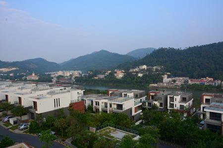 real world: Conghua Fuli Springs world real estate