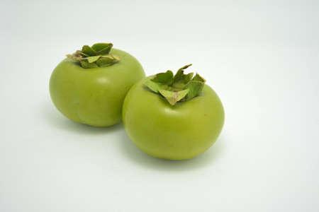 fruitage: Green tomato fruit