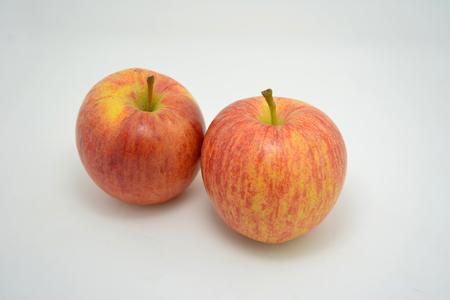 fruitage: Red apple fruit Stock Photo