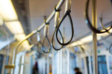 schleife: Handle-Schleife in der Sky-Train