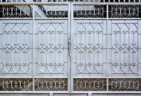 victorian gates: Wrought Iron Gates, Door for background design
