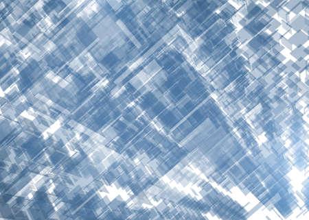 Abstract glass wallpaper