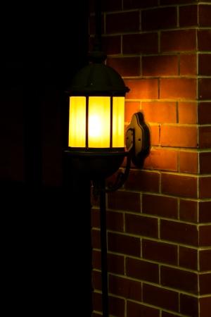 Lampadaire De La Rue A La Nuit Banque D Images Et Photos Libres De