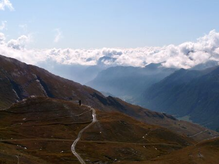 alpes: Alpes Stock Photo