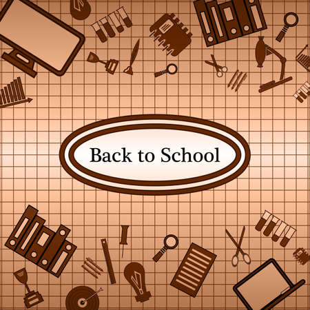 Pattern of welcome back to school. Back To School Background. Back to school super shopping. Super sale.