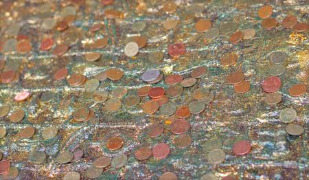 Textures with shiner pattern 版權商用圖片