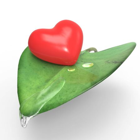 Vegtalove,About love and nature Stock Photo - 17401131