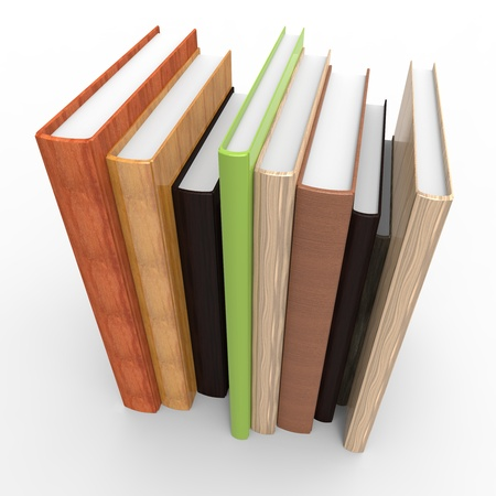 Illustration of Books,notebook Stock Illustration - 19736713
