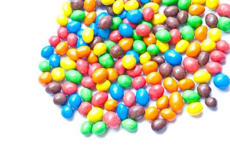multi colors: Chocolate stuff