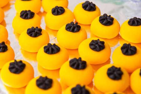 Traditional Thai dessert photo